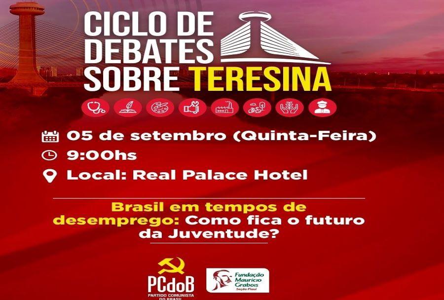 PCdoB Realiza Seminário Sobre Desemprego e Juventude