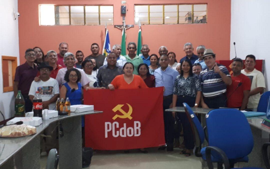 PCdoB de José de Freitas Realizou sua Conferência Municipal