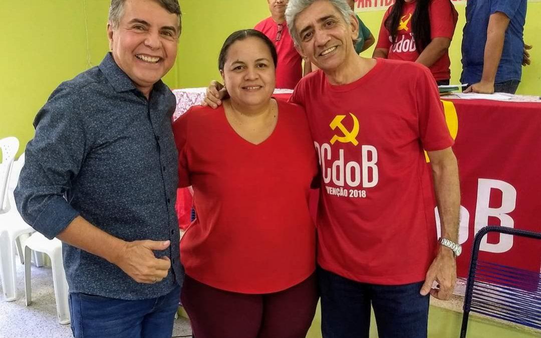 PCdoB de Monsenhor Gil Realizou sua Conferência Municipal