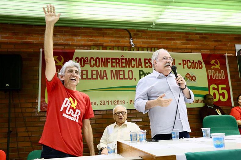 Conferência Estadual fortalece o PCdoB para as eleições de 2020