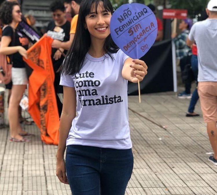 Isadora Cortez: a importância da juventude na política