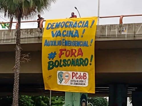 Viva os 99 Anos do Partido Comunista do Brasil!