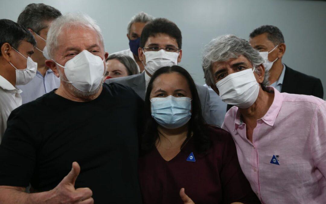 No Piauí, Lula Defende União De Forças Para Derrotar Bolsonaro!
