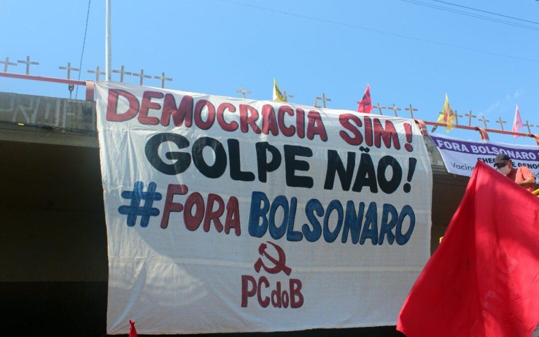 7 de Setembro: Em defesa da Democracia e da Soberania Nacional